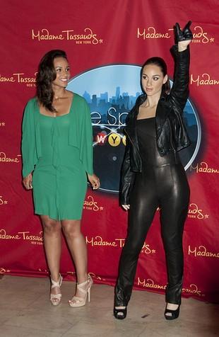 Alicia Keys odsłoniła swoją woskową figurę (FOTO)