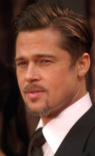 Nadciąga Pitt. Brad Pitt