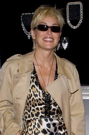 Sharon Stone nosi rajstopy z dziur