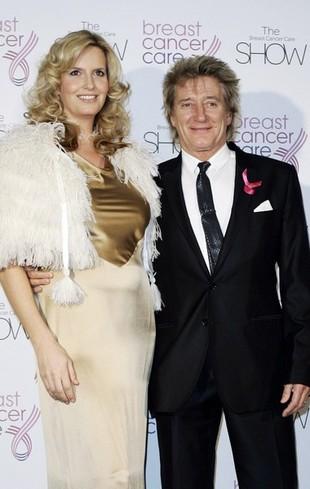 Rod Stewart oddał córkę do adopcji, gdy miał 18 lat!