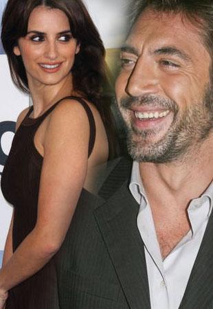 Javier Bardem i Penelope Cruz zaręczeni