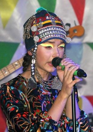 Nietypowy makijaż Moniki Brodki (FOTO)