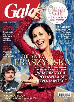 Jolanta Fraszyńska w Gali (FOTO)
