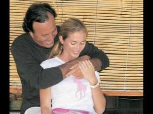 66-letni Julio Iglesias ożenił się