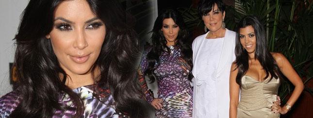 Lans Kardashianek - Kim, Kourtney i mama (FOTO)