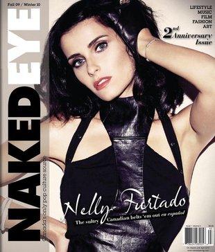 Nelly Furtado w historii o pewnym niewiernym przytojniaku