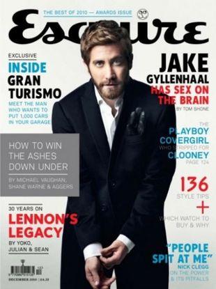 Jake Gyllenhaal lubi kręcić nagie sceny (FOTO)