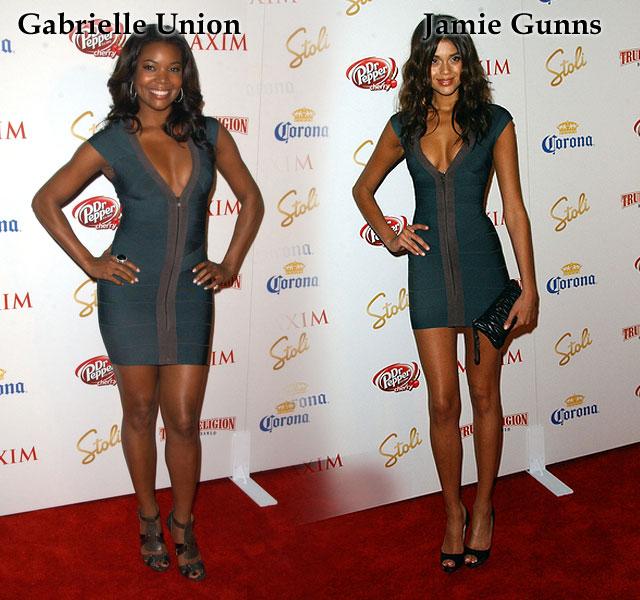 Przyszły w takich samych sukienkach na imprezę! (FOTO)