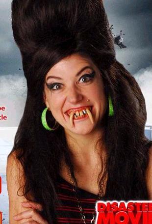 Amy Winehouse zabija strzykawkami