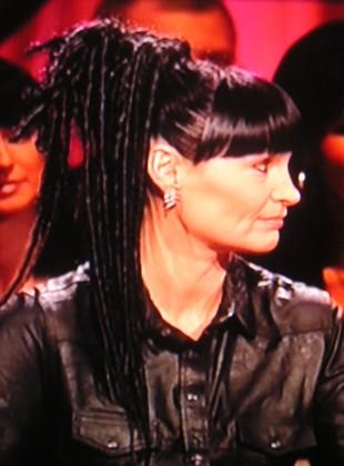 Czarna Mamba z czarną wdową na głowie (FOTO)