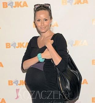 Monika Mrozowska niedługo znów zostanie mamą (FOTO)