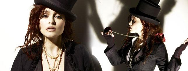 Helena Bonham Carter: Tim nie chce, bym była ładna