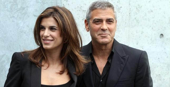 George Clooney zerwał z Elisabettą Canalis