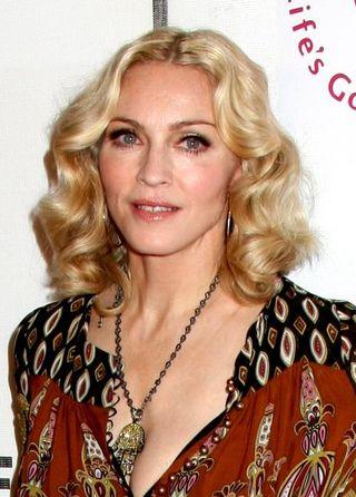 Madonna jako zbuntowana uczennica (FOTO)
