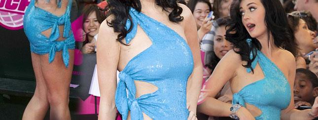 Katy Perry śmiało pokazuje ciało (FOTO)