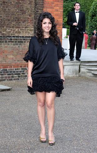 Katie Melua elegancka w czerni (FOTO)