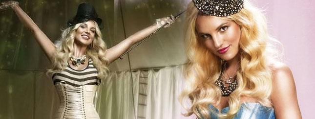 Najnowszy teledysk Britney Spears - Circus