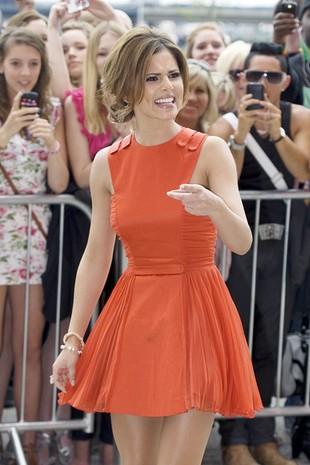Cheryl Cole na castingach do X-Factor (FOTO)