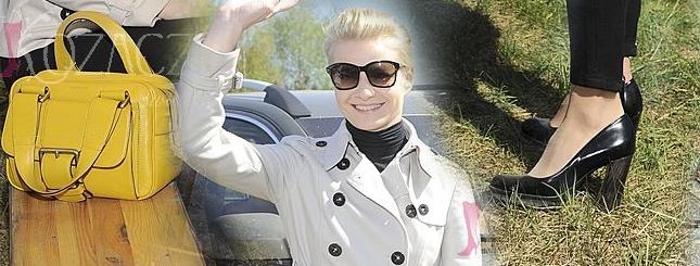 Małgorzata Kożuchowska – lans na crossie (FOTO)