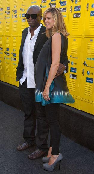 Heidi Klum zmienia nazwisko na Samuel
