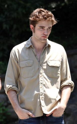 Robert Pattinson zmęczony Zmierzchem