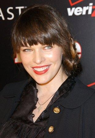Milla Jovovich i jej króciutkie szorty