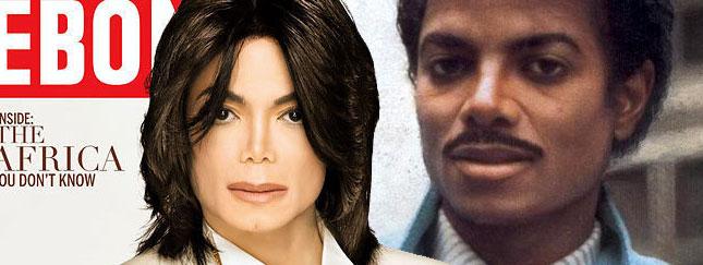 Kto to taki? To Michael Jackson! (FOTO)