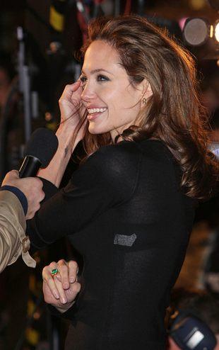 Angelina Jolie będzie reklamować keczup