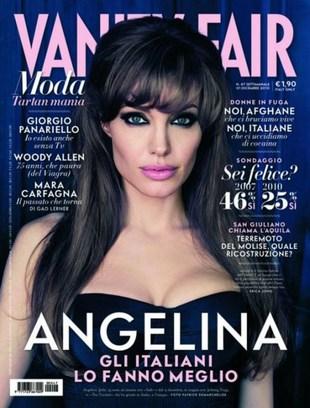 Angelina Jolie już nie zagra w filmie?