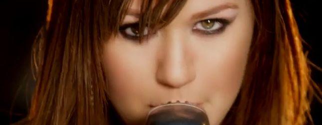 Nowy teledysk Kelly Clarkson –  Stronger [VIDEO]