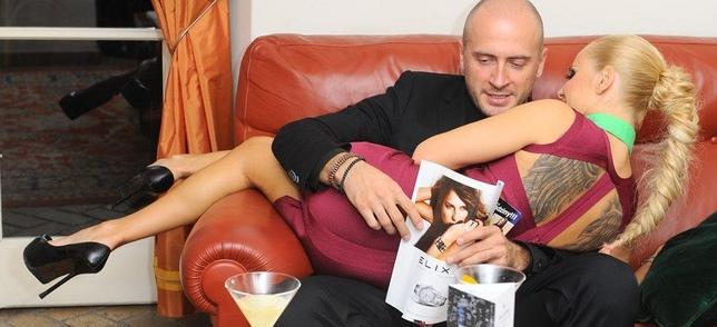 Doda na kolanach Błażeja Szychowskiego (FOTO)