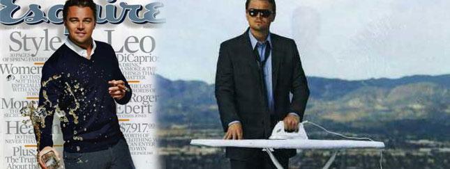 Leonardo DiCaprio - męska sesja dla Esquire (FOTO)