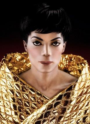 Nieznane piękne zdjęcie Michaela Jacksona (FOTO)