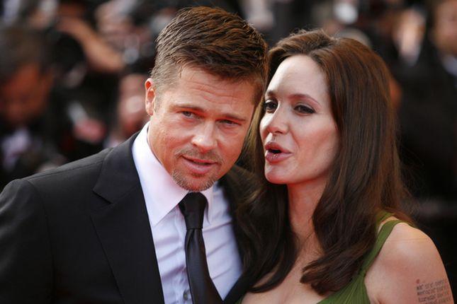 Angelina Jolie płacze po nocach