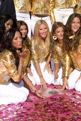Aniołki Victoria's Secret w wersji eksluzywnej