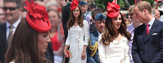 Kate Middleton i Książę William w Kanadzie (FOTO)