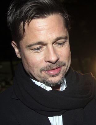 Czy Brad Pitt wygładził sobie zmarszczki?
