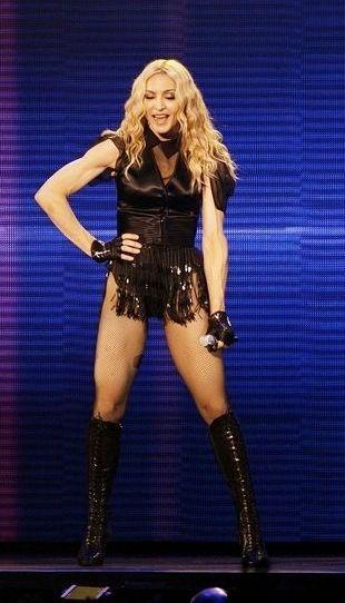 Kochanek Madonny nie przyznaje się do niej