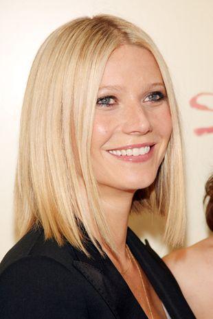Gwyneth Paltrow klapnęły piersi
