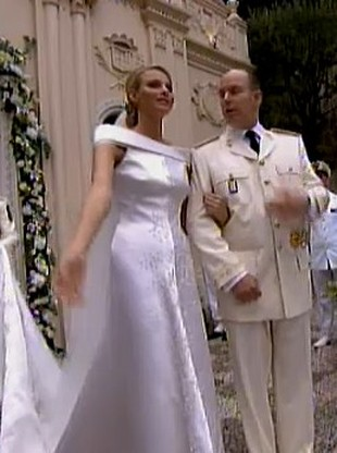 Ślub Księcia Monako i Charlene Wittstock (FOTO)