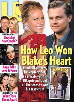 Blake Lively gotuje dla Leonardo DiCaprio