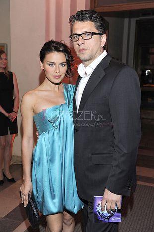 Urbańska i Józefowicz mają kino w domu