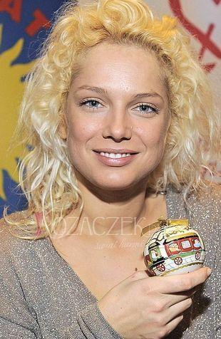 Joanna Liszowska (prawie) bez makijażu (FOTO)