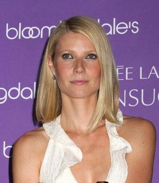 Gwyneth Paltrow ukrywa brzuch