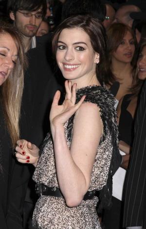 Anne Hathaway i jej nieudana kreacja (FOTO)