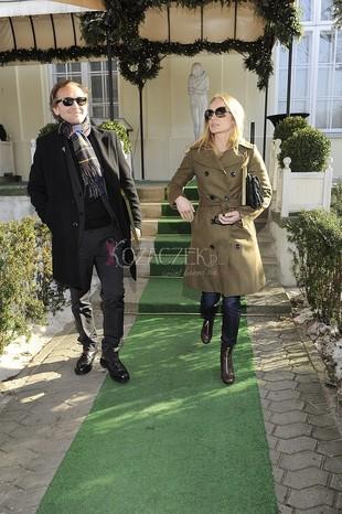 Cielecka i Chyra w wiosennych humorach (FOTO)