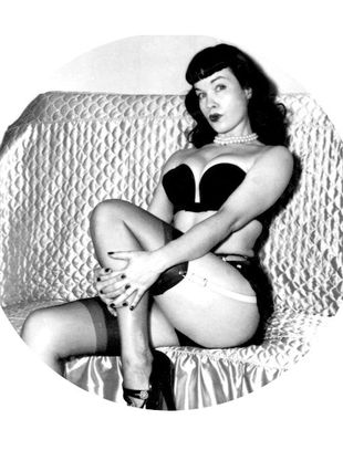 Bettie Page miała atak serca