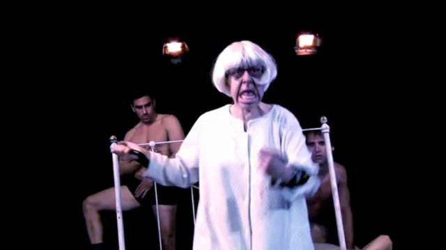 Geriatryczna Gaga - kolejna parodia (VIDEO)