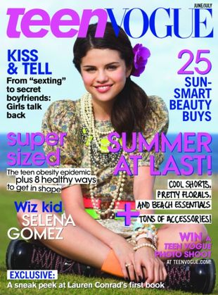 Selena Gomez w Teen Vogue (FOTO)
