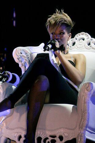 Rihanna o swoim wizerunku: Ja taka jestem!